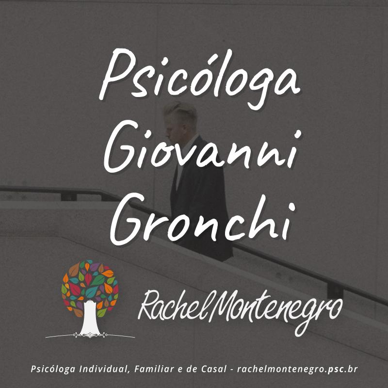 Psicologa Giovanni Gronchi