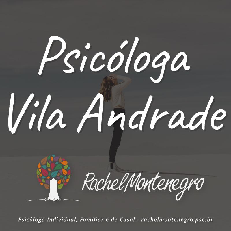 Psicólogo Vila Andrade